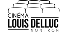 Logo cinema Louis delluc