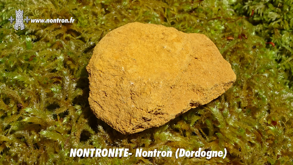 Nontronite