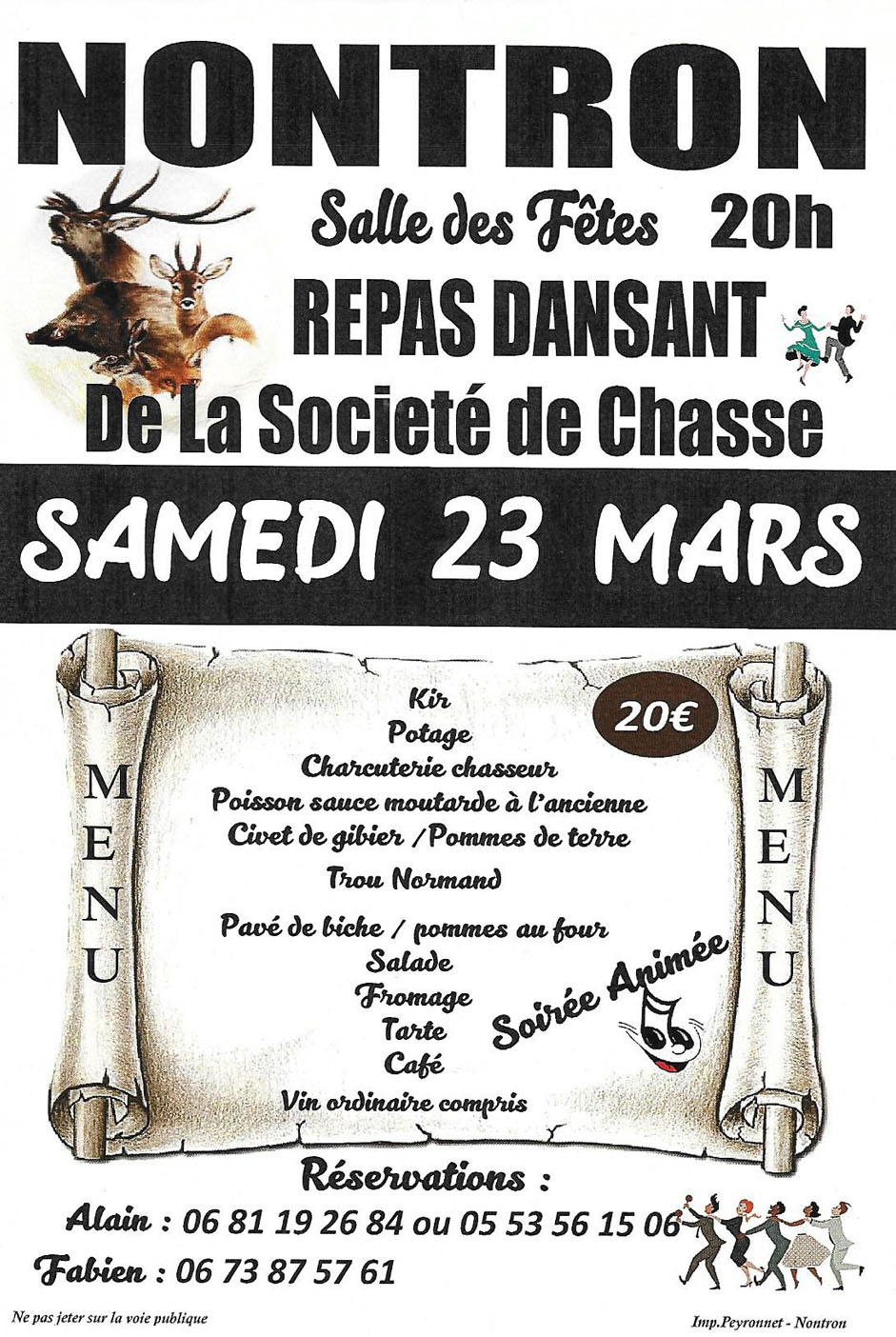 chasse 2019