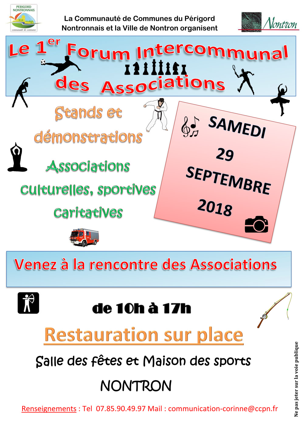 Forum intercommunal des associations
